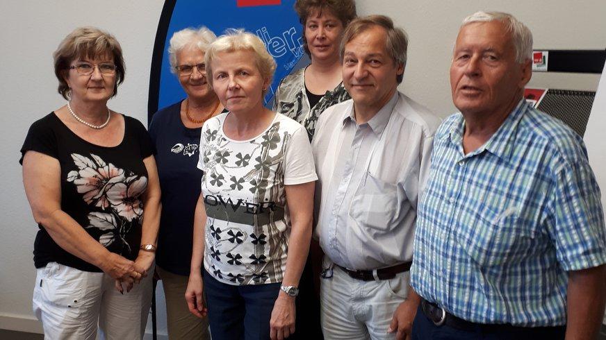 Vorstand des Chemnitzer Ortsvereins