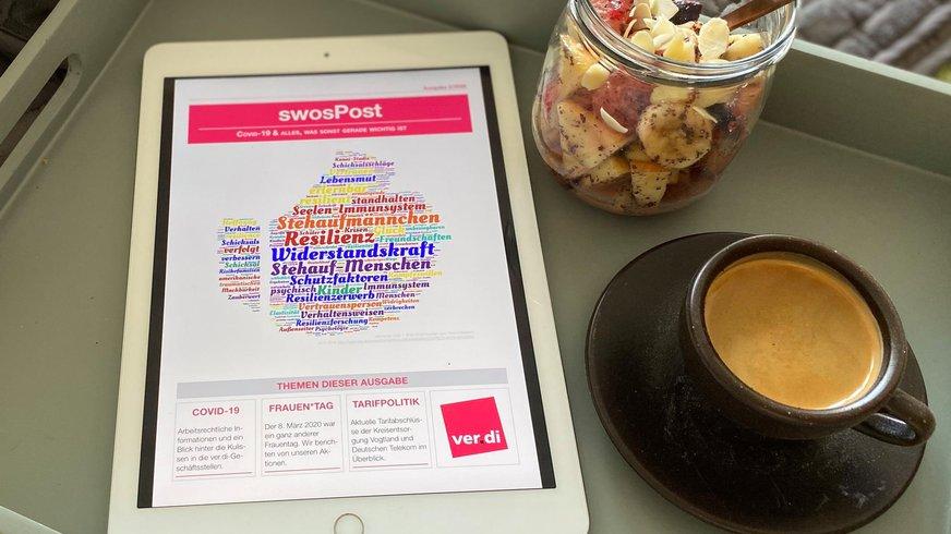 Symbolbild SWOSPOST Ausgabe 2 2020
