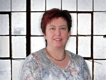 Portrait von ERGO-Vertreterin Peggy Hillmann