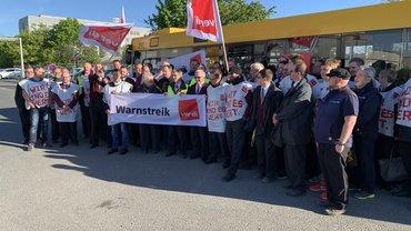 Streik DVS Dresden